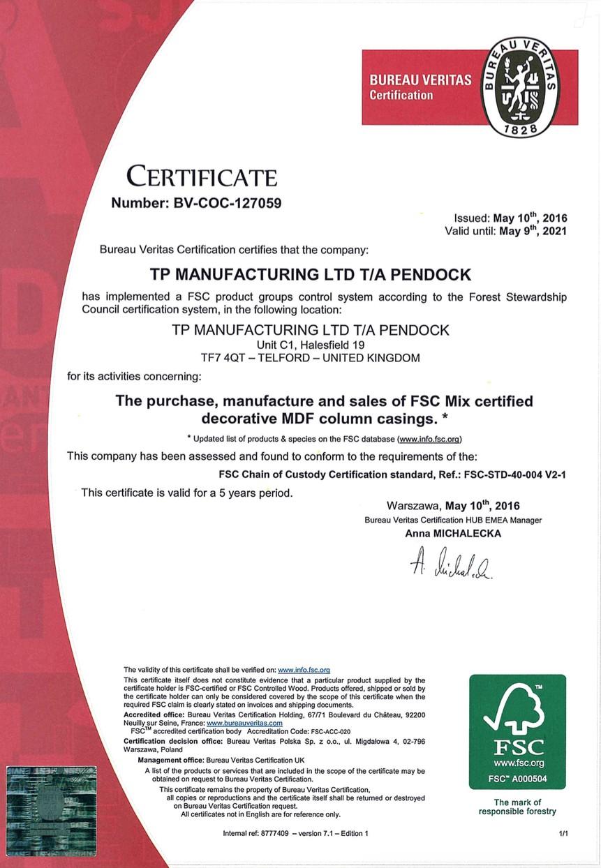 fsc-certificate