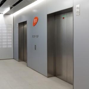 Linea index - Lift reveal